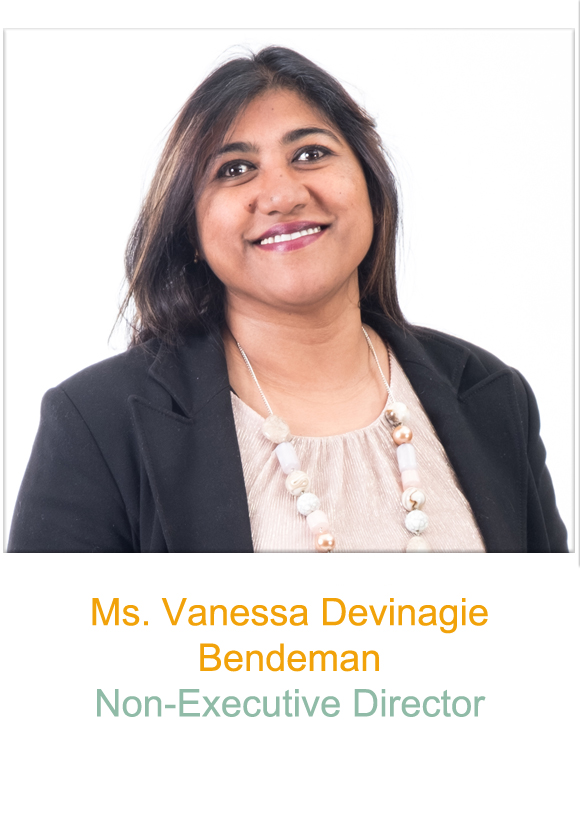 Non-Executive Director,Ms V Devinagie_Bendeman